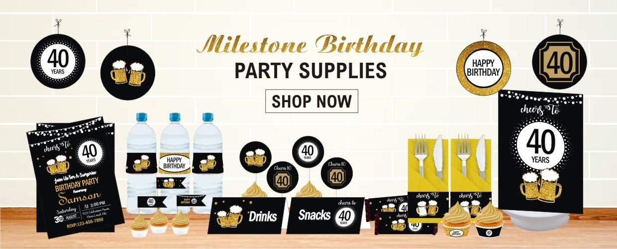 Party Supplies India | Party Themes | Disney Themes