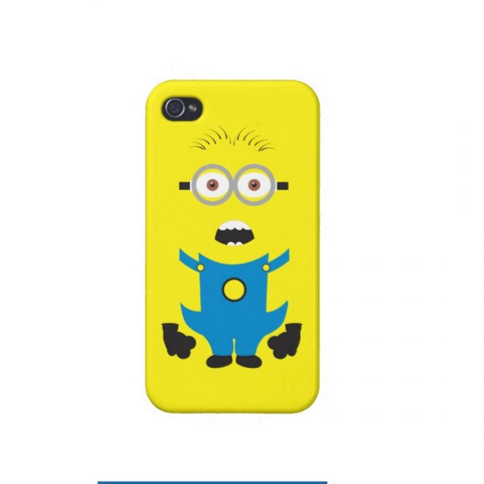 the latest 9116d bf117 Minion iPhone 4s Back Cover