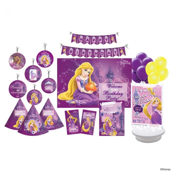 Disney Tangled Party Favor Pack