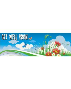 Get Well Soon Banner