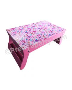 Girly Accessories Folding Bed Table