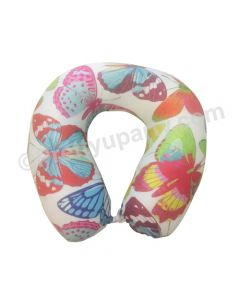 Butterfly Travel Neck Pillow
