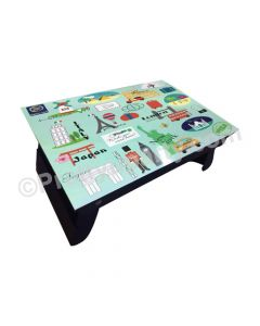 Travel Folding Bed Table