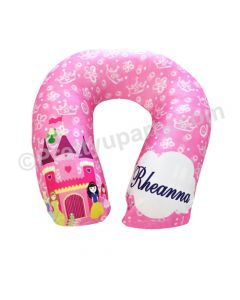 Little Princess Travel Neck Pillow