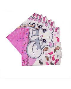 Kitty Paper Napkins