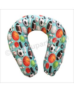 Football Travel Neck Pillow