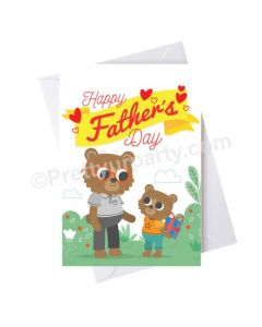 Father's Day Happy Fathers Day Card