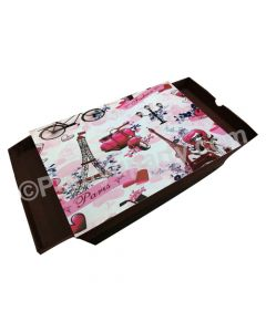 Paris Lap Cushion with Storage
