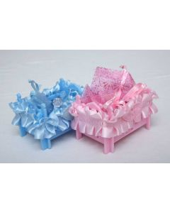 baby cot favors