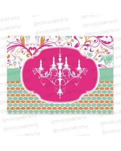 vintage glam table mats