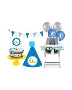1st Birthday Decorations for Boys