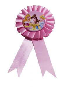 Disney Princess Rosette Badges