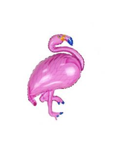 Flamingo Superfoil Balloon