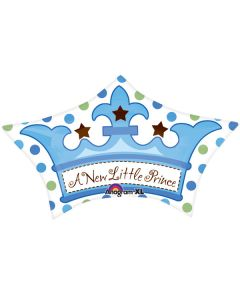 A new Little Prince Crown Balloon