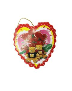 Heart Gift Tags - Pack of 10