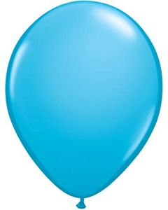 Blue Latex Balloon