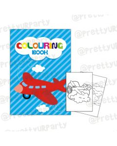 Airlines Colouring Book