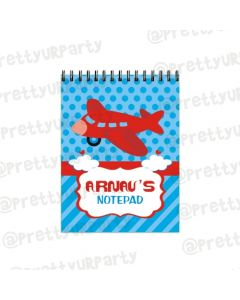 Airlines Inspired Note Pads
