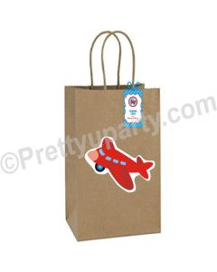Airlines Theme Gift Bags - Pack of 10
