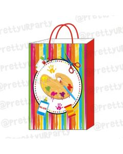 Art and Craft Party themed Khoi Bag / Pinata