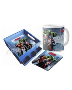 Personalized Avengers Combo