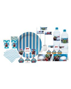 Marvel Avengers Tableware Package