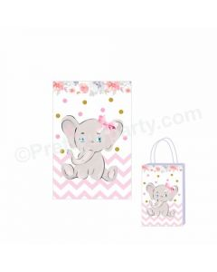 Baby Elephant Theme Khoi Bag / Pinata