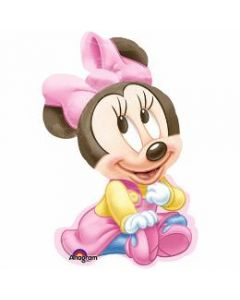 anagram superfoil baby minnie balloon