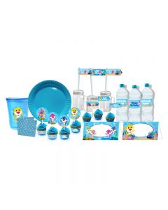 Baby Shark Tableware Package