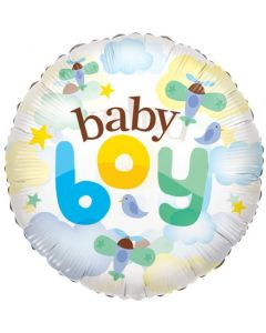 kaleidoscope baby boy airplanes balloon