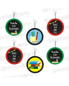 Back to School Danglers
