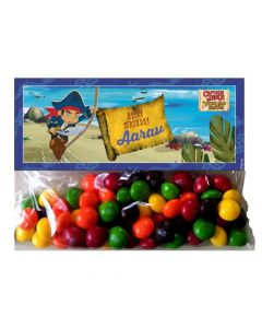 Captain Jake and the Neverland Treat Bag Toppers