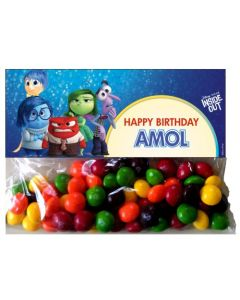 Inside Out Treat Bag Toppers
