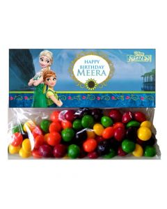 Frozen Fever Treat Bag Toppers