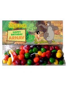 Jungle Book Treat Bag Toppers