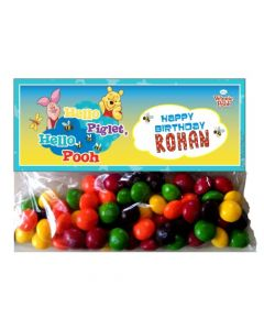 Winnie the Pooh Treat Bag Toppers