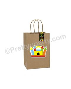 Ball Theme Gift Bags- Pack of 10