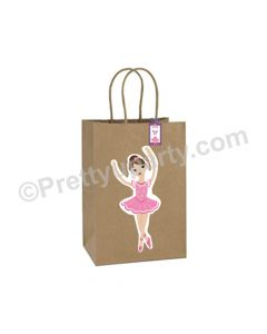 Ballerina Gift Bags - Pack of 10