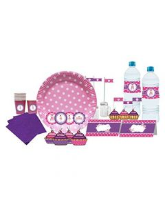 Ballernia Tableware Package