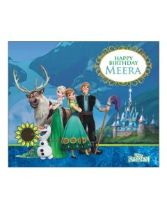 Frozen Fever Banner  - Horizontal