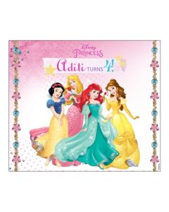 Disney Princess Banner  - Horizontal