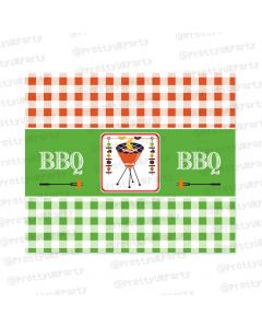 Barbeque Chocolate Wrappers