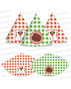 barbeque  theme hats