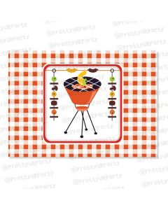 Barbeque Table Mats