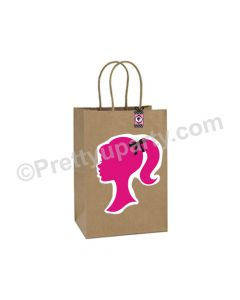 Barbie Silhouette Gift Bags - Pack of 10