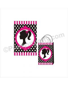 Barbie Theme Khoi Bag / Pinata