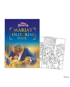 Disney Belle Colouring Book