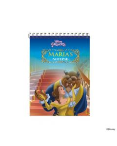 Disney Belle Note Pads