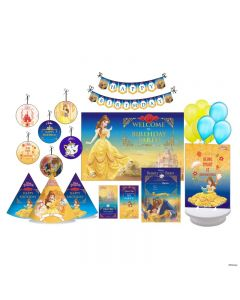 Disney Belle Party Decorations