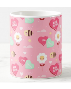 Be Mine Valentines Mug